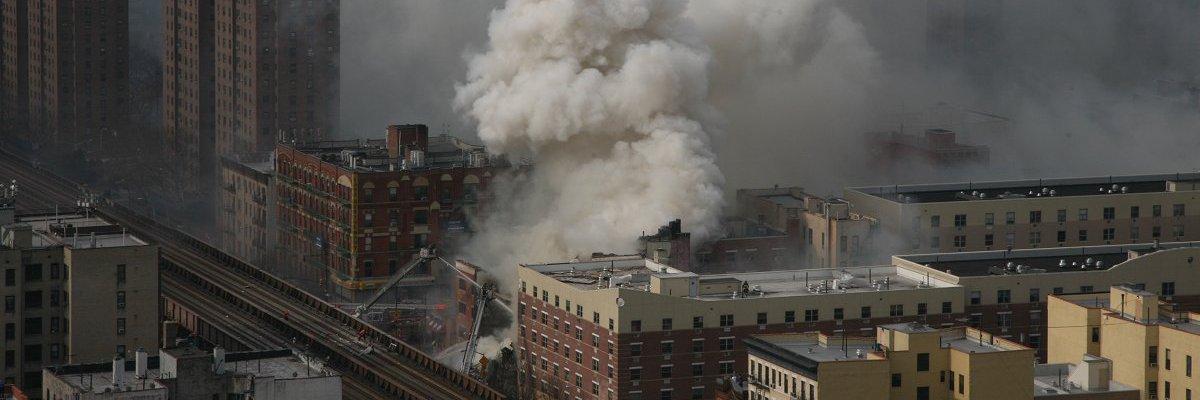 Fire down below: Boston only municipality in Massachusetts to release gas leak data