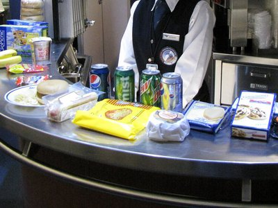 Amtrak's lounge car complaints are the ██████ of the ██████