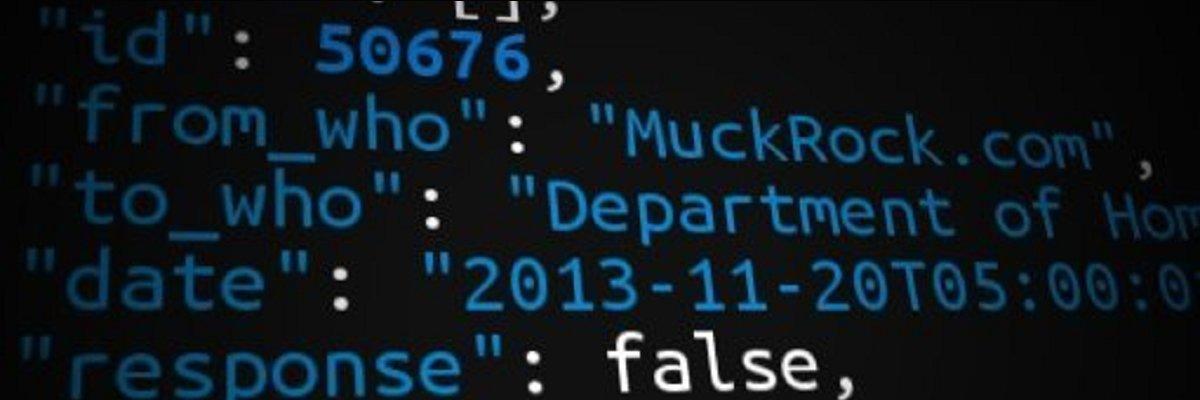 In Boston? Come hack data on almost 10,000 FOIA requests