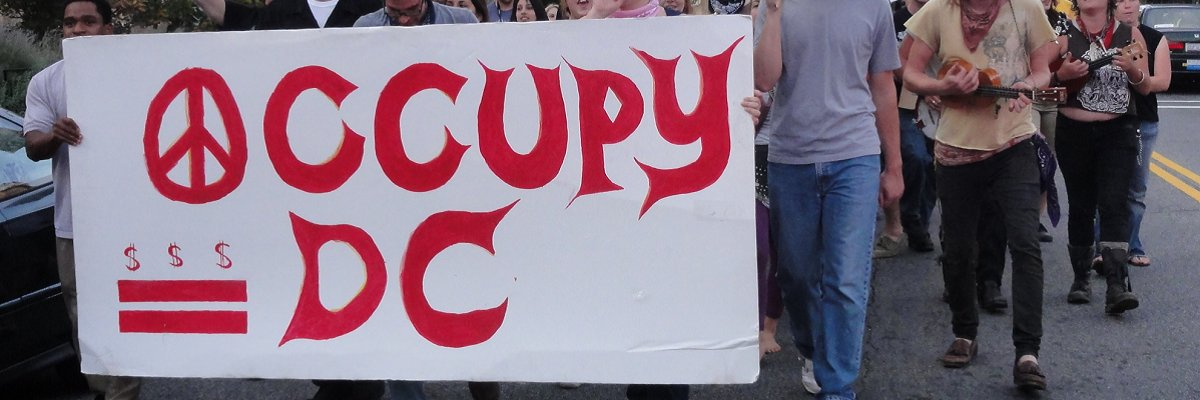 Bank of America intelligence analyst shared Occupy DC info with police
