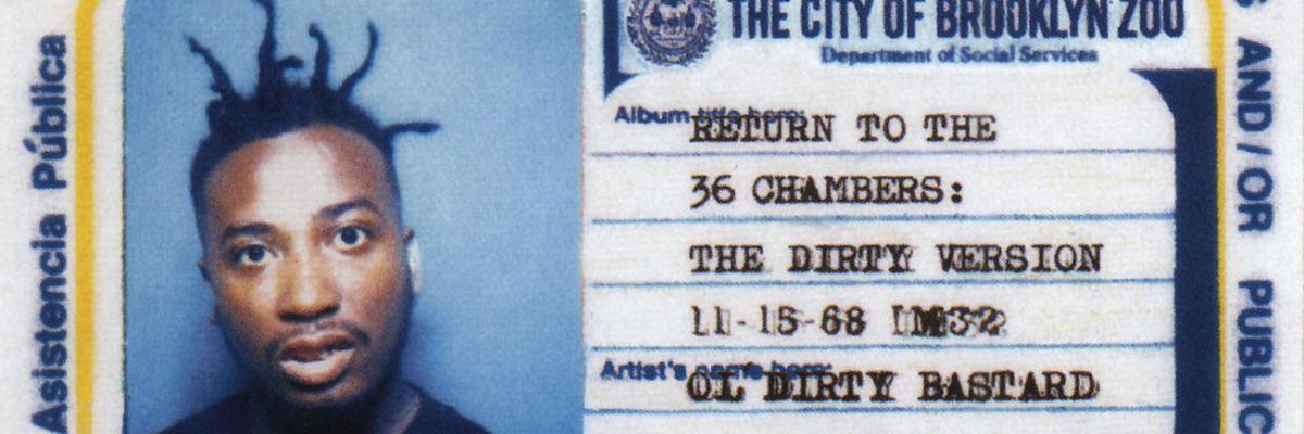 """Address: member of the Wu Tang Clan"" Ol' Dirty Bastard's FBI File"
