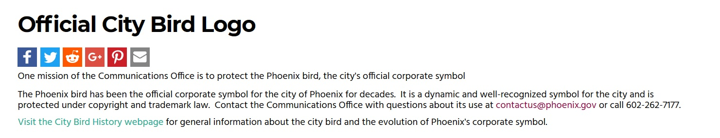 Phoenix Is Hot And Other Unexpected Trademarks Owned By The Arizona