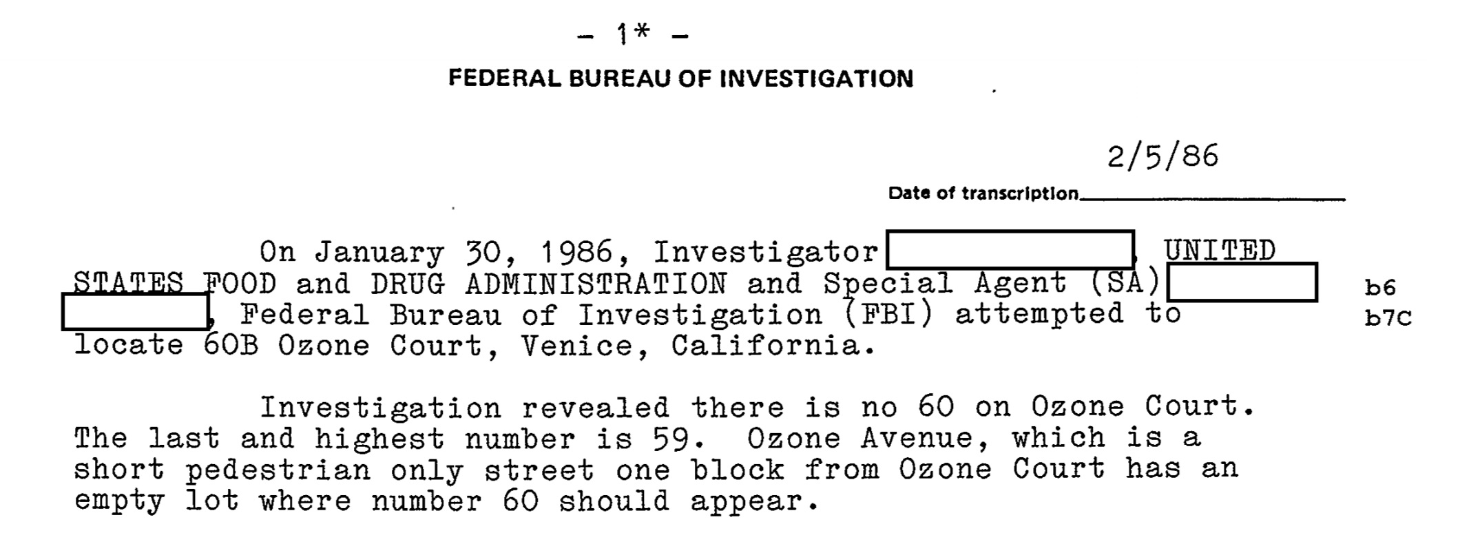 El archivo del FBI sobre el polémico gurú de esteroides Daniel Duchaine Ozone