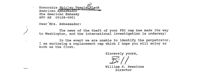 Shirley, the lady on a lifelong first-name basis with the FBI • MuckRock