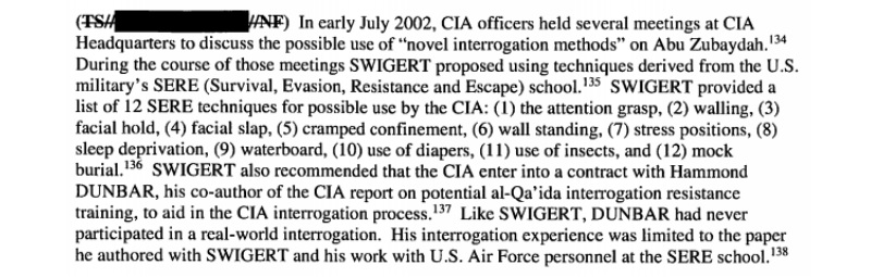 In the '50s, CIA decried Soviet torture tactics that would