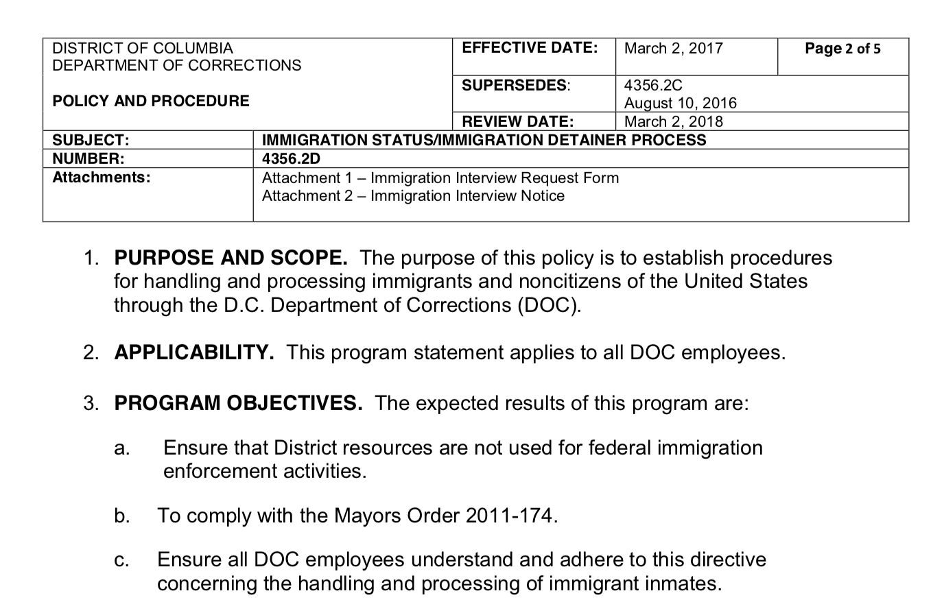 California records show state dealing with immigration