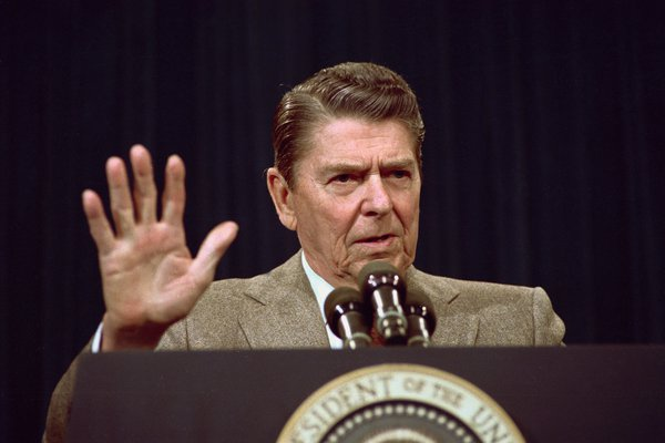 Iran-Contra, October Surprise and Reagan's Wrongs