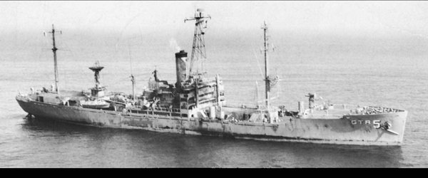June 8, 1967 Israeli Attack on the USS Liberty