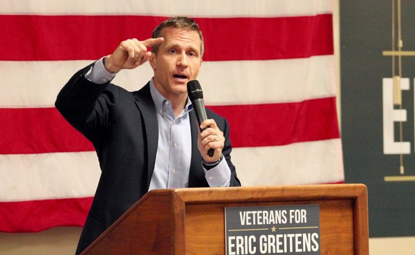 Missouri's Greitens Administration - A Freedom of Information Portrait