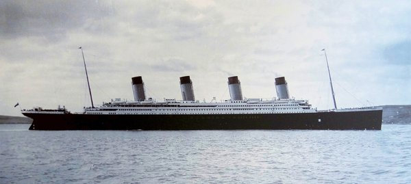 A Titanic Undertaking