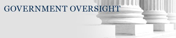 The War on Oversight