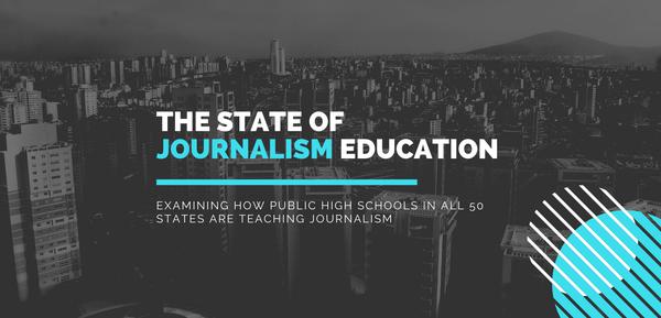 Journalism Courses in Public High Schools