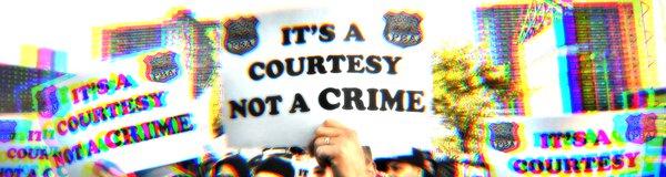 When police break the law…